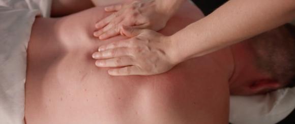 Back Massage - Man